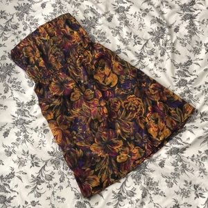 Urban Outfitters:Urban Renewal Floral Tube Dress